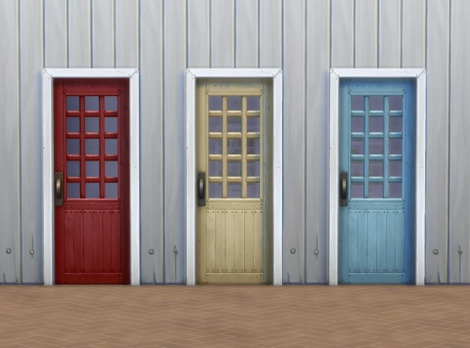 Mega Budget (Extra DeLite) Doors by plasticbox at Mod The Sims image 4122 670x496 Sims 4 Updates