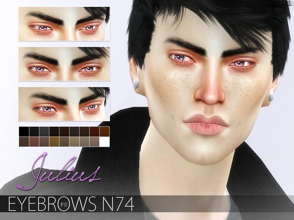 Eyebrow Bundle N10 by Pralinesims at TSR image 4212 Sims 4 Updates