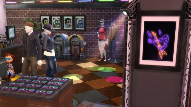 Alice In Musicland at Jool's Simming image 429 670x377 Sims 4 Updates