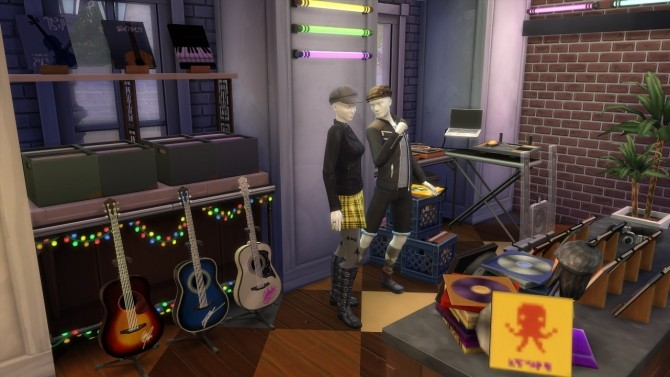 Alice In Musicland at Jool's Simming image 430 670x377 Sims 4 Updates