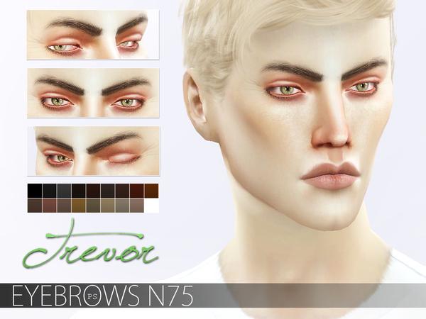 Eyebrow Bundle N10 by Pralinesims at TSR image 4312 Sims 4 Updates