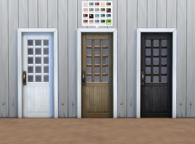 Mega Budget (Extra DeLite) Doors by plasticbox at Mod The Sims image 4322 670x496 Sims 4 Updates