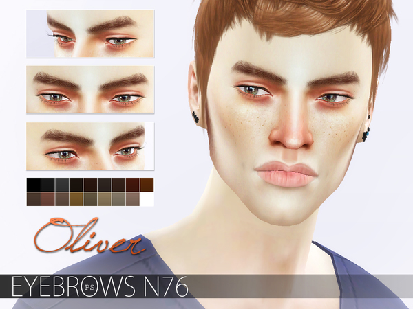 Eyebrow Bundle N10 by Pralinesims at TSR image 4410 Sims 4 Updates
