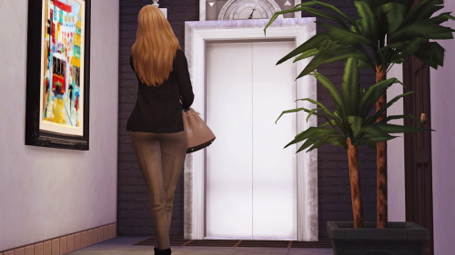 Sims 4 Elevator at In a bad Romance