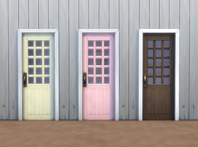 Mega Budget (Extra DeLite) Doors by plasticbox at Mod The Sims image 4420 670x496 Sims 4 Updates