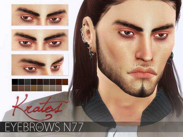 Eyebrow Bundle N10 by Pralinesims at TSR image 455 Sims 4 Updates