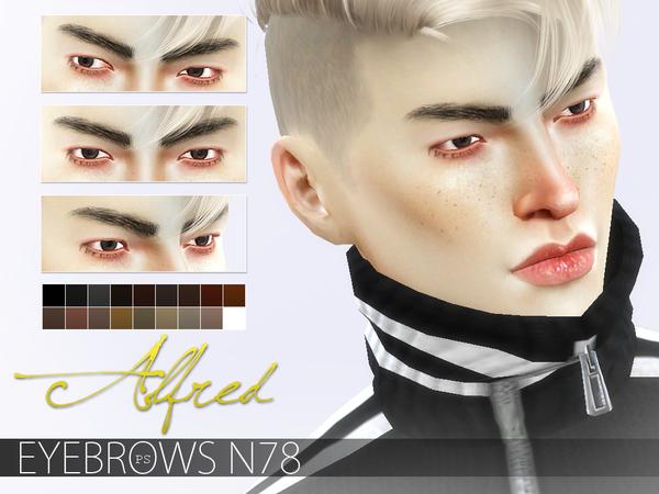 Eyebrow Bundle N10 by Pralinesims at TSR image 464 Sims 4 Updates