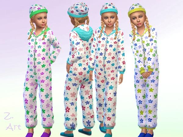 Sims 4 Sleepy Set by Zuckerschnute20 at TSR