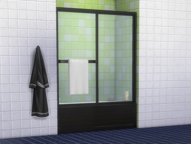 Backless Double Delight Showertub By Plasticbox At Mod The