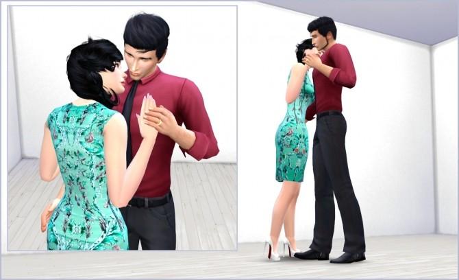 Slow dance poses at Rethdis love image 5816 670x408 Sims 4 Updates