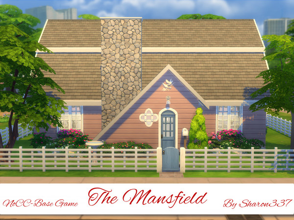 The Mansfield house by sharon337 at TSR image 587 Sims 4 Updates