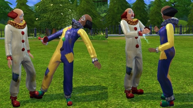 Sims 4 Tragic Clown Unlocked by VentusMatt at Mod The Sims