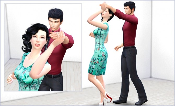 Slow dance poses at Rethdis love image 6015 670x408 Sims 4 Updates