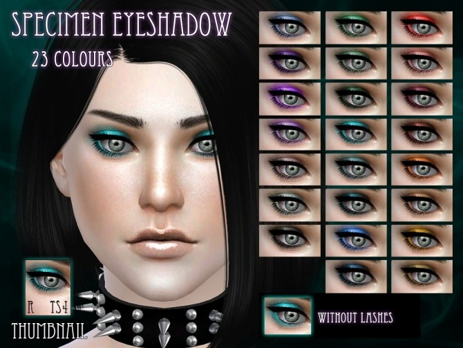 Specimen Eyeshadow by RemusSirion at Mod The Sims image 6018 670x503 Sims 4 Updates