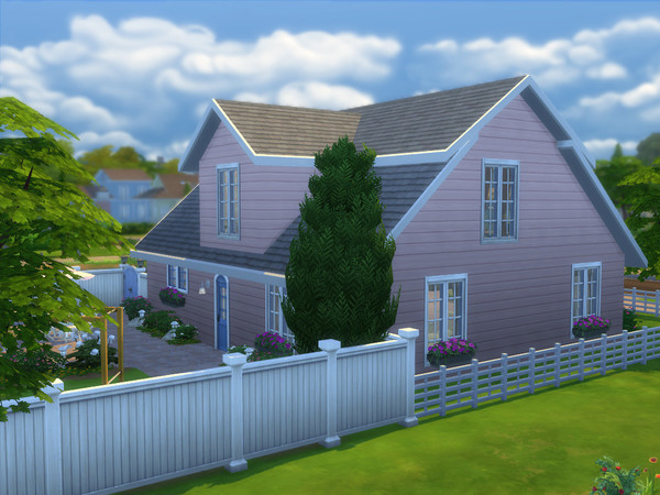 The Mansfield house by sharon337 at TSR image 6111 Sims 4 Updates