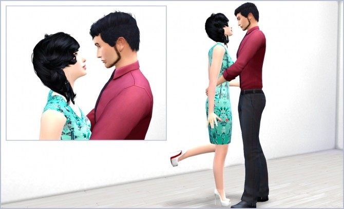 Slow dance poses at Rethdis love image 6120 670x408 Sims 4 Updates