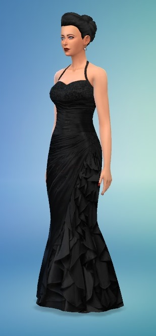 Sims 4 Constance Claymore by Avalanche at Sims Marktplatz