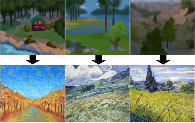 Landscape Paintings Replaced By Telford At Mod The Sims