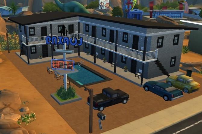 Ellora Motel by Niharika.Basu at Mod The Sims image 6516 670x447 Sims 4 Updates