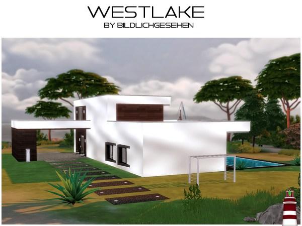 Westlake house by Bildlichgesehen at Akisima image 677 Sims 4 Updates