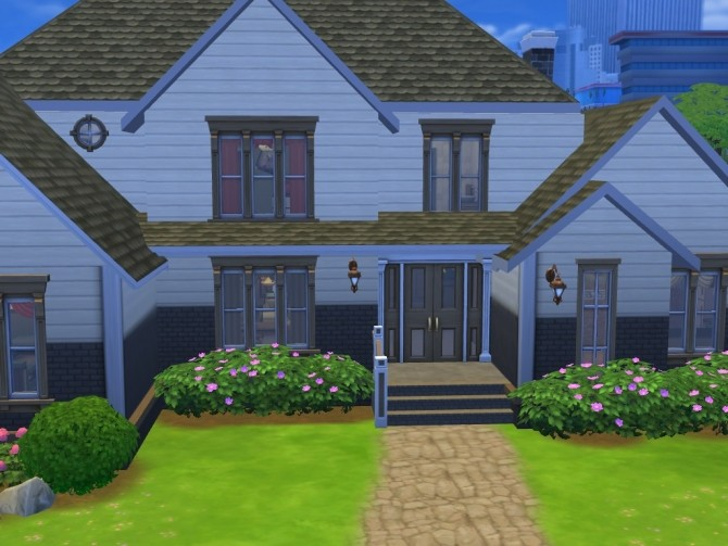 Sims 4 The Hawthornes house by Asmodeuseswife at Mod The Sims