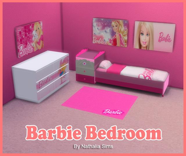 Sims 4 Girls bedroom at Nathalia Sims