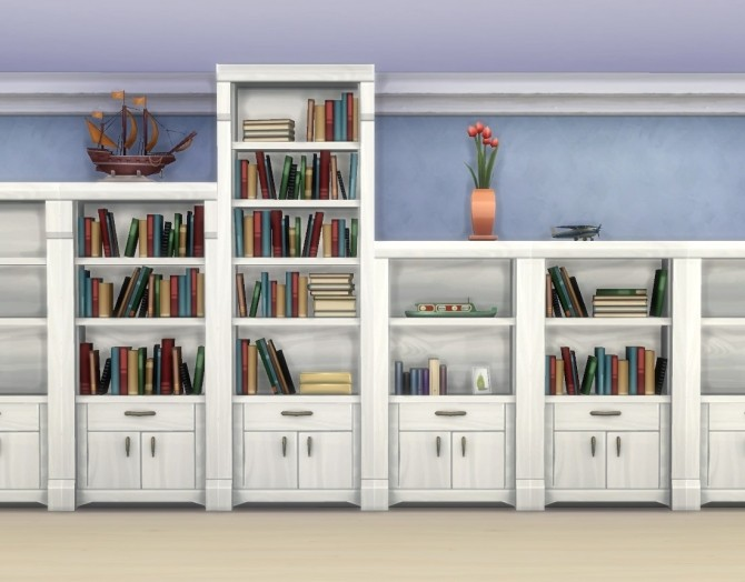 Muse Shelf Add Ons by plasticbox at Mod The Sims image 7312 670x524 Sims 4 Updates