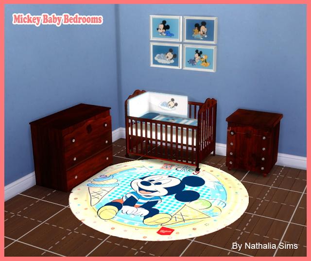 Sims 4 Nursery at Nathalia Sims