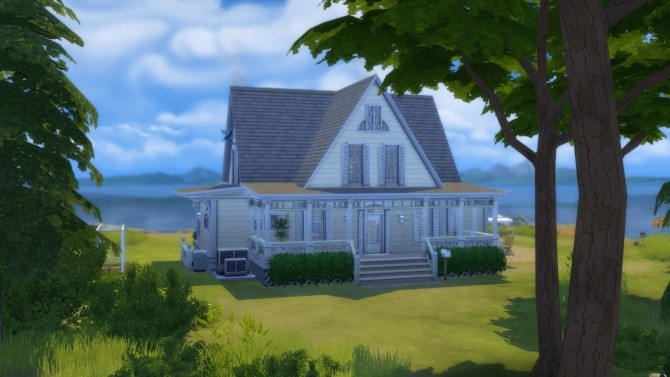 Coastal Cottage By Pollycranopolis At Mod The Sims 187 Sims
