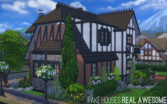 Sherburne Square house by FakeHouses RealAwesome at Mod The Sims image 7514 670x419 Sims 4 Updates
