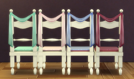 2 to 4 Thrones of Passion Chair Beta by BigUglyHag at SimsWorkshop image 759 Sims 4 Updates
