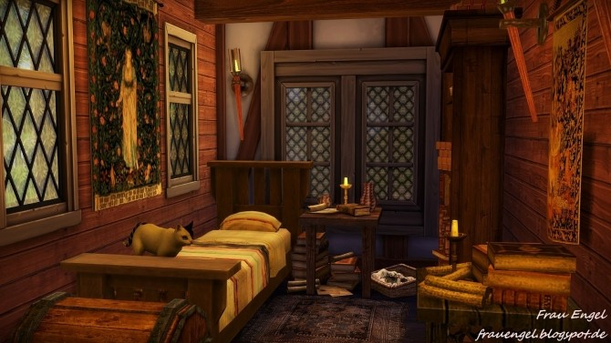 Witch House At Frau Engel 187 Sims 4 Updates