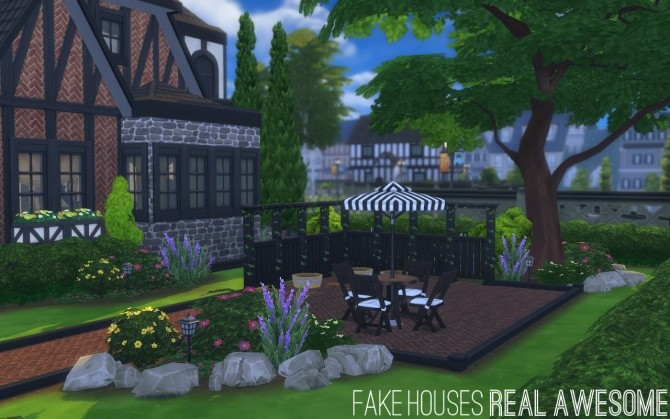 Sherburne Square house by FakeHouses RealAwesome at Mod The Sims image 7713 670x419 Sims 4 Updates