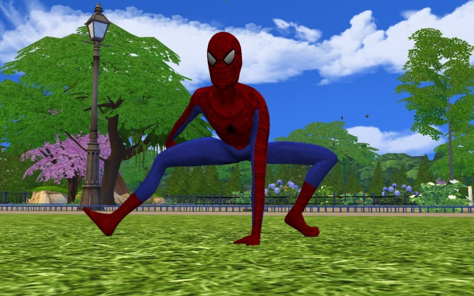 Spider Man Costumes By G1g2 At Mod The Sims 187 Sims 4 Updates