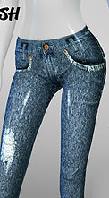 Sims 4 Denim pants and shorts at Besh
