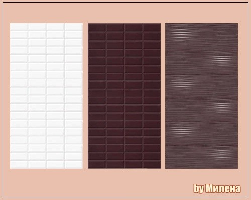 GALAXY ceramic tiles at Sims by Mulena image 826 Sims 4 Updates