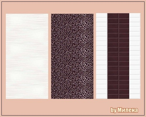 GALAXY ceramic tiles at Sims by Mulena image 835 Sims 4 Updates