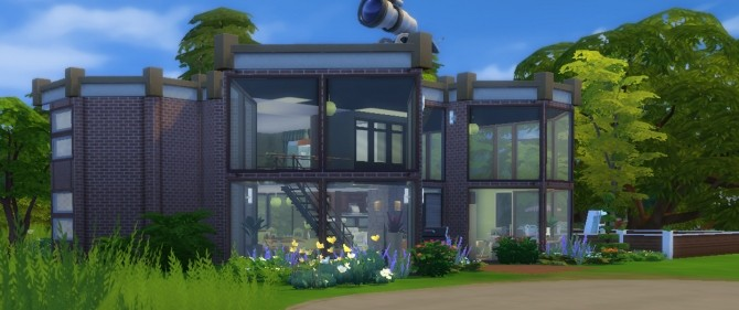 Amarandia Loft by catalina 45 at Mod The Sims image 8415 670x281 Sims 4 Updates