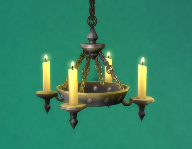 Sims 4 Photopollution Ceiling Light Override by plasticbox at Mod The Sims