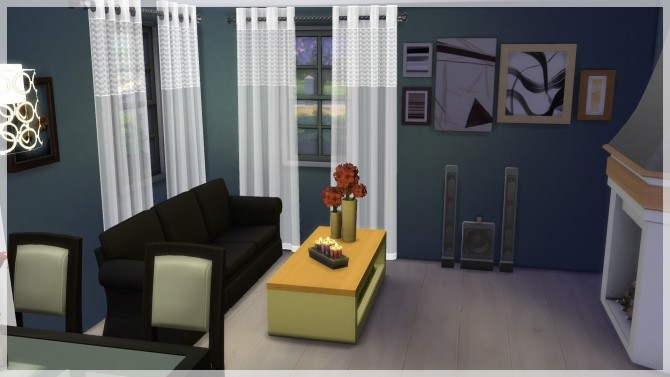 Sims 4 Villa Mammut 1 by Indra at SimsWorkshop