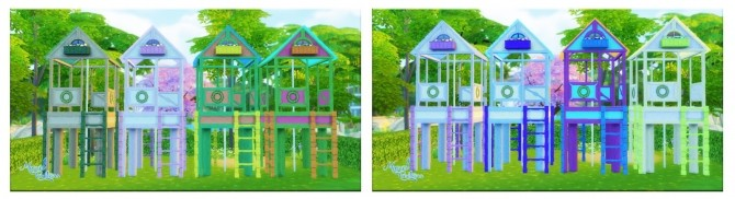 Playground at Victor Miguel image 9114 670x182 Sims 4 Updates
