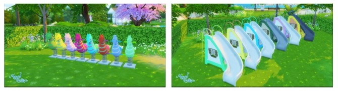 Playground at Victor Miguel image 9211 670x182 Sims 4 Updates