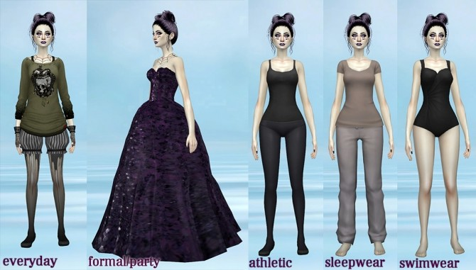 Veinblossom by Alrunia at Mod The Sims image 923 670x381 Sims 4 Updates