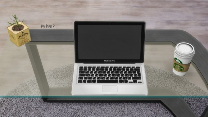 Macbook Pro at Paulean R image 9510 670x377 Sims 4 Updates