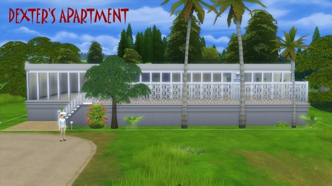 Sims 4 DEXTERS Apartments by Simmiller at Mod The Sims