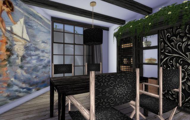 Ibiza diningroom at pqSims4 image 1001 Sims 4 Updates