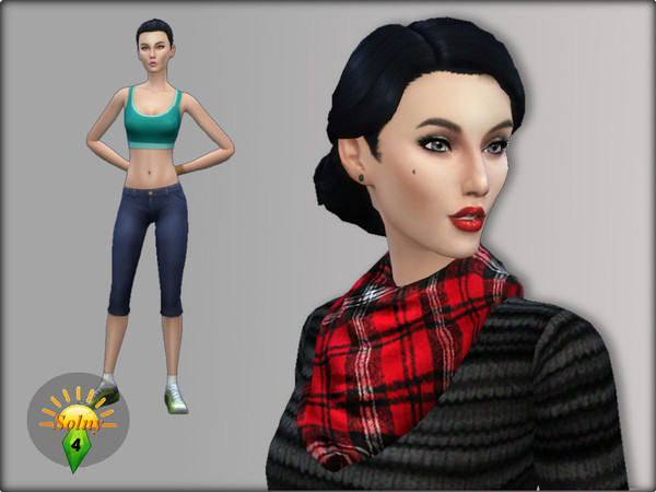 Eve V.01 by Solny at TSR image 1018 Sims 4 Updates