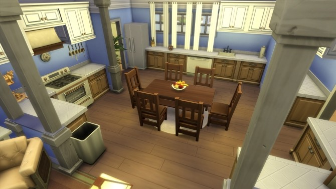 4355 Wisteria Lane house by CarlDillynson at Mod The Sims image 1046 670x377 Sims 4 Updates