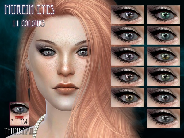 Sims 4 Murein Eyes by RemusSirion at TSR