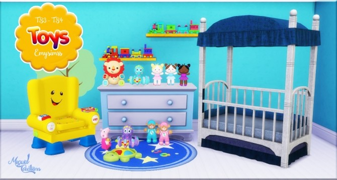 Toys at Victor Miguel image 1187 670x359 Sims 4 Updates